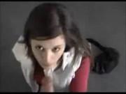 imagen Teen amateur grabada en primera persona