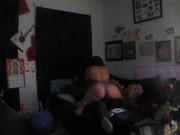 imagen Teen amateur follando en la residencia con un negro