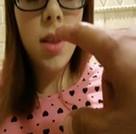 imagen Teen amateur follada en el baño