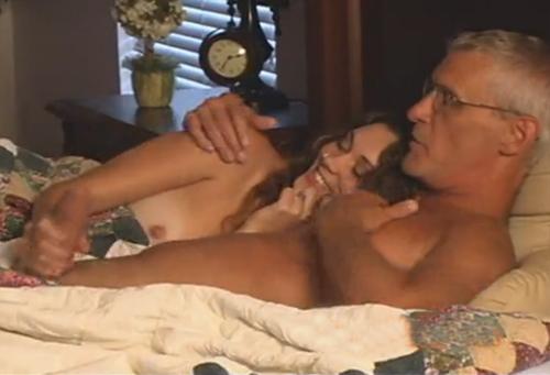 Porno casero entre padre y hija