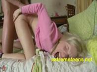 imagen Teen rusa follada por el culo
