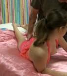 imagen Padre desvirgando a su hija