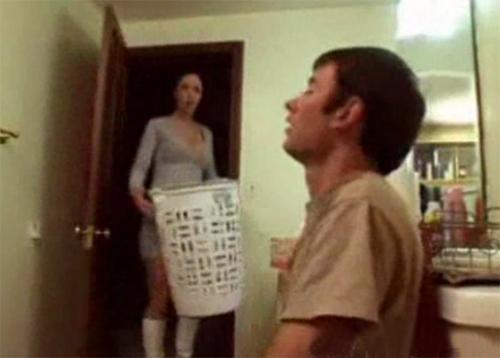 какой-то я трахал в туалете тещу говорила, что пять