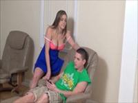 imagen Hermana viciosa le mete viagra en la bebida a su hermano