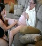 imagen Abuelo follando con su nieta embarazara