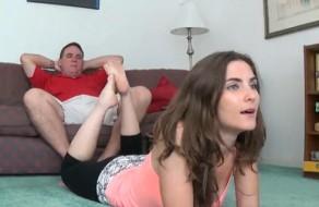 imagen Padre e hija, follada de incesto