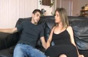 imagen Borracha follando con su hermano