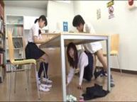 imagen Asiáticos amateur follando mientras estudian