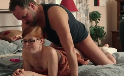 Follada en los servicios del salon erotico de levante - 2 part 9