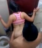 imagen Vídeo amateur cámara oculta en el baño