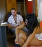 imagen Sexo con una inocente latina engañada en un casting xxx