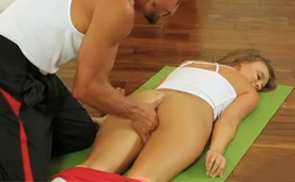 imagen Incesto padre e hija después de un masaje