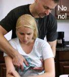 imagen Padre penetra y abusa de su hija