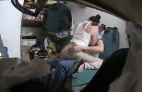 imagen Infiel grabada poniéndole los cuernos a su marido
