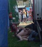 imagen Se folla a su novia en público durante un concierto