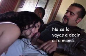 imagen Tío se coge a sobrina mexicana cuando su madre no está