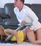 imagen Hijo viola a su madre indefensa