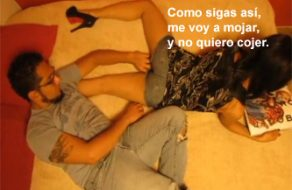 imagen Jóvenes mexicanos echando un buen polvo