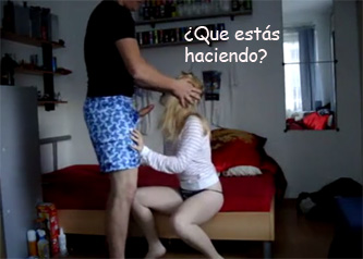 Hermana se folla su hermano - 1 part 1