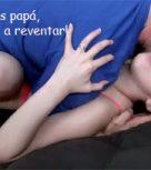 imagen Hija se insinúa a su padre y terminan follando brutalmente
