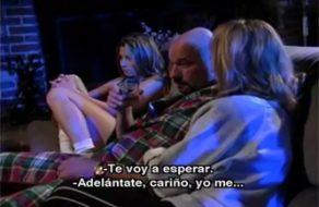 imagen Padre dormido se la mete a su hija caliente – Incesto español