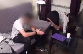 imagen Profesora española follando a un alumno con cámara oculta