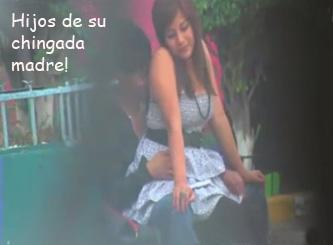 Mexicanos cogiendo en su auto nanci y emilio - 2 5