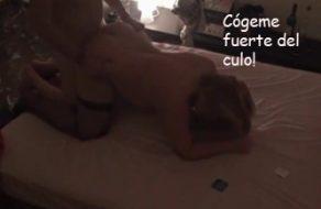 imagen Incesto español: madre borracha folla con su hijo