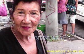 imagen Incestuosa tarde de sexo con la abuela centenaria
