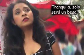 imagen Mexicana pillada en la calle folla por dinero