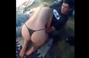 imagen Pone los cuernos a su novio en las carreras, los amigos la graban