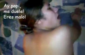 imagen Argentina dilata su orto para que el novio la coja
