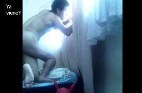imagen Follando a su vecina mientras el marido compra el pan