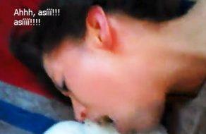 imagen Los gritos de Marilu cuando la folla su amante