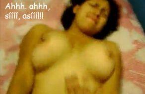 imagen Gran follada a una latina que quiere sexo duro