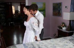 imagen Incesto madre hijo el dia de la boda