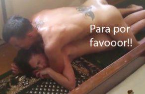 imagen Ruso cabreado viola a la puta de su novia