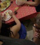 imagen Incesto español durante una deliciosa cena en familia