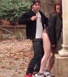 imagen Follando con una guarra en sitios públicos de Madrid