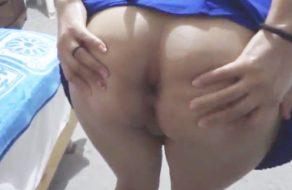 imagen Chibola de Monterrey ofrece su culo para sexo anal