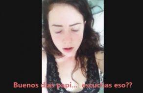 imagen Manda vídeo a su padre ¡de como su madre le pone los cuernos!