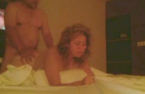 imagen Madura mexicana follada por culo en el hotel