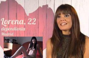 imagen Actriz porno española cazada en First Dates