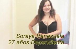 imagen Cita a ciegas con una venezolana de culo gordo y chocho caliente