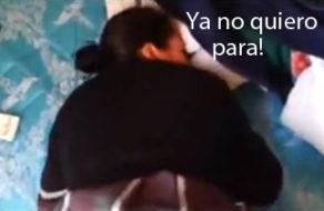 imagen Padre pervertido coge a su hija al volver de la escuela