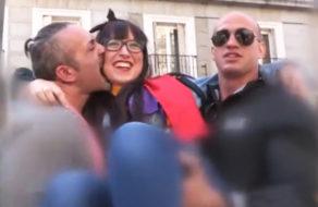 imagen Trío de sexo con una republicana votante de Podemos