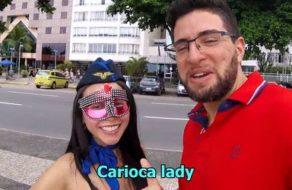 imagen Español se liga y se folla a una brasileña en los carnavales