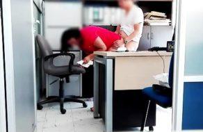 imagen Follada en el trabajo y grabada con cámara oculta