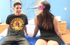 imagen Ninfómana española se folla a un inexperto jovencito