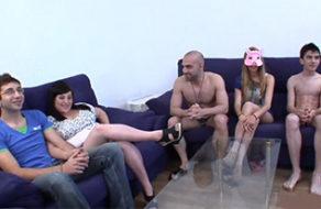 imagen Viendo una escena de FaKings en directo (porno español)